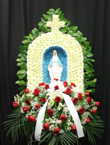 Blessed Mother Grotto