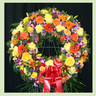 Ring of Love Wreath