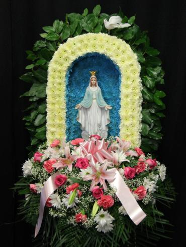 Virgin Mary Grotto